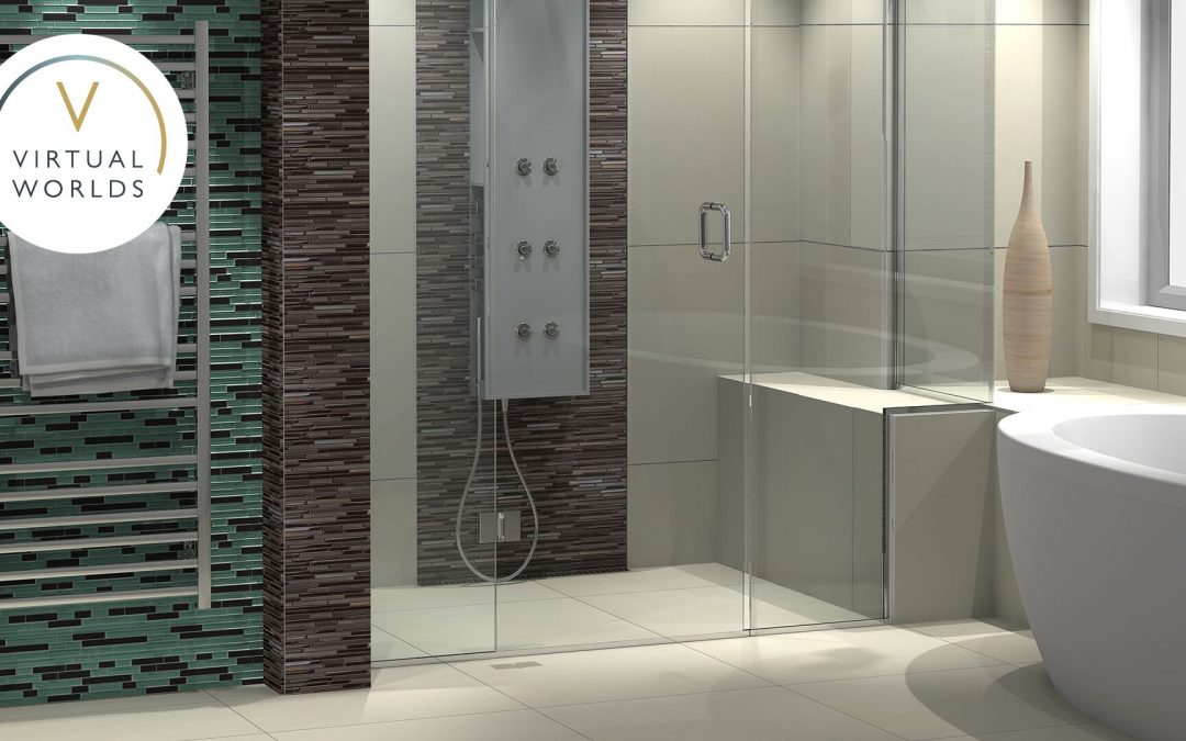 Virtual Bathroom Designs