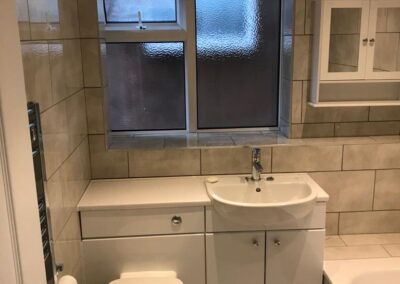 CS-2 Bathroom Job, Chelmsford