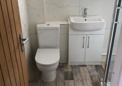 CS-3 Bathroom Job, Chelmsford